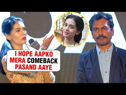 Amrita Rao NERVOUS About Her COMEBACK With Thacker