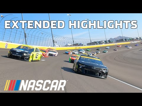 NASCAR サウスポイント400 (ラスベガス・モーター・スピード・ウェイ)決勝レースハイライト動画