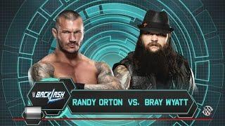 WWE Backlash 2016 Predictions Randy Orton vs Bray Wyatt