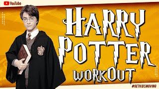 Harry Potter 'Enchanted Spells' Kids Workout
