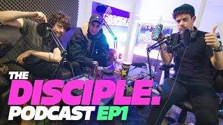 The Disciple Podcast Ep1 - Virtual Riot & Modestep
