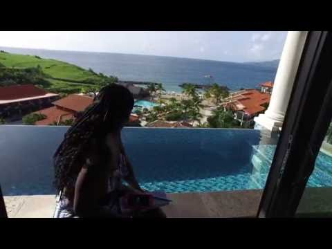 OMG Look At This View!!! Sandals La Source Grenada Shot In 4K