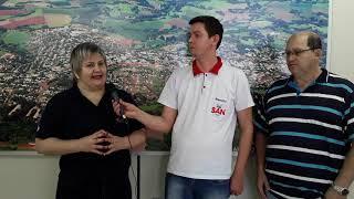 Vereadores de Capitão falam da participação no encontro do Governo Estadual 5.0
