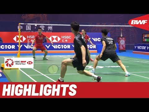 VICTOR China Open 2019 | Finals XD Highlights | BWF 2019