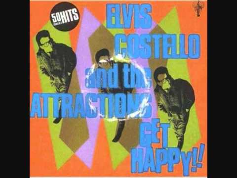 ELVIS COSTELLO CLOWNTIME IS OVER