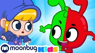 My Magic Pet Morphle - Morphle Vs Orphle | Full Episodes | Funny Cartoons for Kids | Moonbug Kids