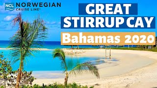 What is great stirrup cay bahamas