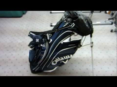 Callaway Hyper-Lite 4.5 Golf Bag Overlook Review