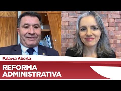 Darci de Matos apresenta plano de trabalho sobre PEC da Reforma Administrativa - 18/03/21
