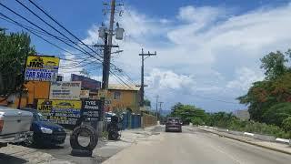 Driving into Ocho Rios | St Ann | Jamaica