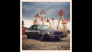 Fast & Furious 4 stunt car GNX