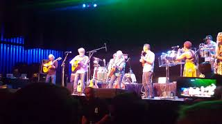 Jimmy Buffet and His Acoustic Airmen- Back Where I Come From with Mac Mcanally- Hattiesburg Saenger