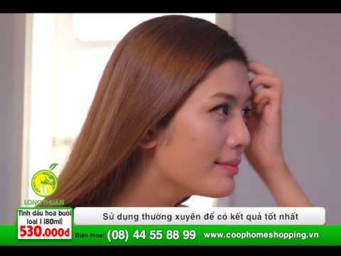 Quảng cáo Kem - Son - Tinh dầu hoa bưởi
