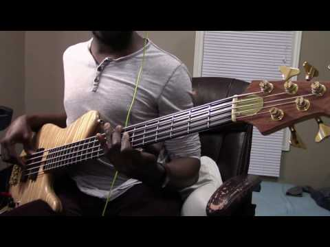 Turning Around- Joe Mettle (Bass Cover)