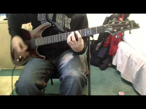 Three Days Grace - Give In To Me (Guitar Cover)