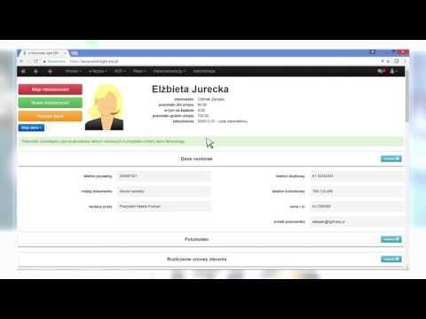 Składanie wniosków urlopowych w aplikacji e-Pracownik<