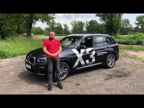 BMW X3 xDrive20d 140kw
