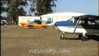 preview picture of video 'Festival Aereo Villa Angela - Chaco 2009'