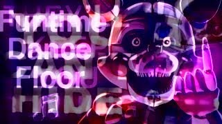 FNaF Song - You Can't Run ft. Funtime Dance Floor | FEAT MASHUP | CK9C