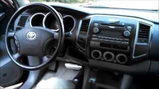 Toyota Tacoma Dash Removal