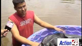 KGBT 4 Archives - Hidalgo County After Hurricane Dolly (July 24, 2008)