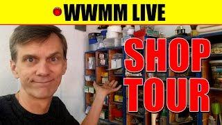 🔴 WWMM LIVE Shop Tour