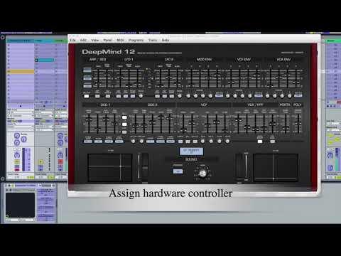 5e8b6cd39b9 DeepMind 12 Editor and Controller