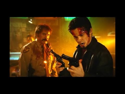 Don't Shoot Yourself Don't Shoot Each Other But Especially Don't Shoot Me - Scene From Planet Terror