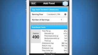 Introduction to MyFitnessPal