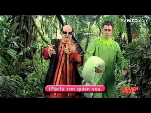 El disfraz de los políticos vascos en los carnavales