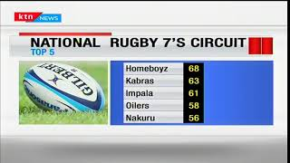 Driftwood 7's champs Homeboyz RFC lead rugby circuit