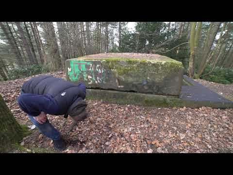 Ibsley Airfield And Command Bunker Video Tour