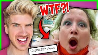 REACTING TO THE WEIRDEST YOUTUBE CHANNELS! - Video Youtube