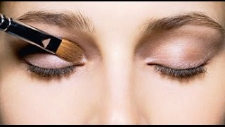 Макияж для разных типов глаз