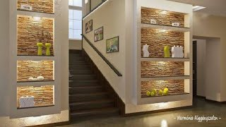 100 Modern Wall Niches For Home Interior Design 2020