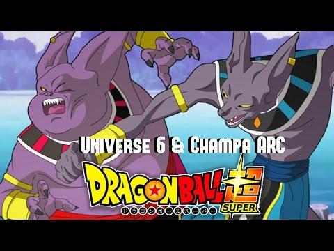 Dragon Ball Super CH6 SPOILERS: Universe 7 Team Revealed, Beerus VS Champa &Tournament Prize