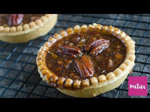 How to Make Mini Pecan Pie Tarts   Metiza
