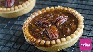 How to Make Mini Pecan Pie Tarts | Metiza