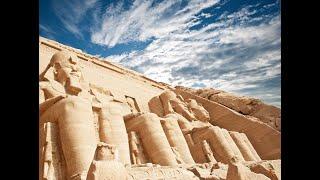 Starożytny Egipt. Historia Abu Simbel