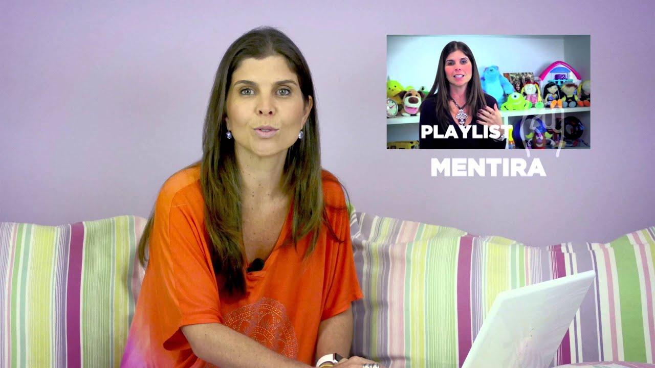 Playlists  Mentira  - O que fazer quando uma criança Mente