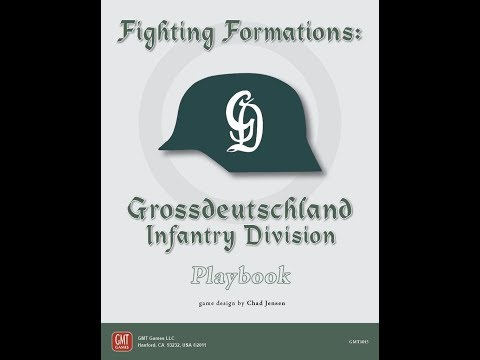 Fighting Formations - Scenario 9 Solitaire and Strategy Options