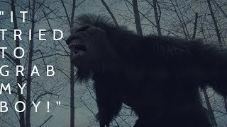The Greatest Sasquatch Encounter Never Told!