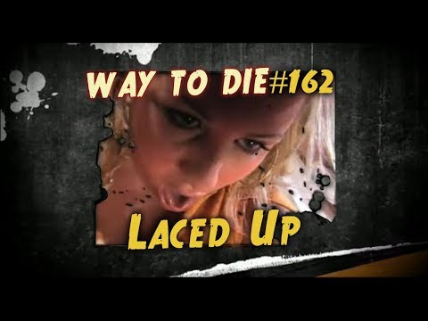 1000 Ways To Die #162 Laced Up (German Version)