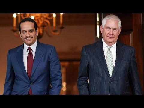 Rex Tillerson meets Qatari Foreign Minister amid Gulf standoff