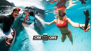 GoPro HERO8 Black: Cre8ors Hypersmooth 2.0 Madness