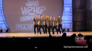 Philippine Allstars (Philippines) • 2011 World Hip Hop Dance Championship (Adult)