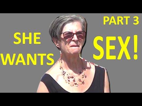 Old Jewish Lady Wants Sex! PART 3