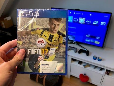 FIFA 17 erster Eindruck first Gameplay Playstation 4 (deutsch) HD