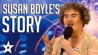 Susan Boyle's Got Talent Story | Auditions & Performances | Got Talent Global