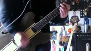 Bowling For Soup - Keavin Weaver Guitar Cover